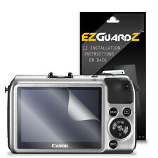 3X EZguardz Screen Protector Cover Shield HD 3X For Canon EOS M (Ultra Clear)