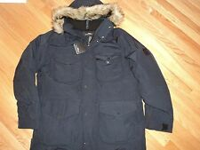 +++NWT $695 Ralph Lauren RLX Faux Fur Down Jacket sz XL+++