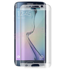 FRONT+ BACK FULL BODY Tempered Glass Screen Protector for Samsung Galaxy S6 Edge