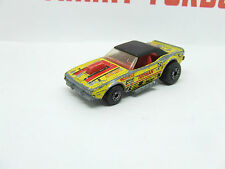 MATCHBOX DODGE CHALLENGER TOYMAN 1975 YELLOW DRAG
