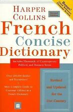 Collins French Concise Dictionary, 2e (HarperCollins Concise Dictionaries) (Engl