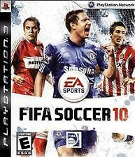 FIFA Soccer 10 (Sony PlayStation 3, 2009) PS3 futbol game