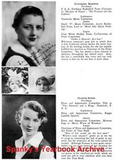1934 Chicago Falkner Girls School Yearbook~Photos~History~Baby Pics~Local Ads~++