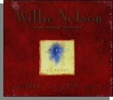 Willie Nelson & Bobbie Nelson - Hill Country Christmas - New 1997 CD!