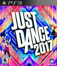Just Dance 2017 - PlayStation 3 Disc Standard