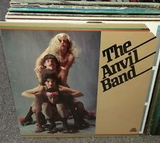 The Anvil Band Sealed LP Record Funk Soul Disco 1978 Free Spirit label