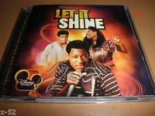 Disney LET IT SHINE soundtrack CD signed by TYLER JAMES WILLIAMS