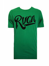 BRAND NEW RVCA VA MENS GUYS GRAPHIC T SHIRT REGULAR FIT CREW BLOUSE TEE TOP SZ M