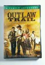 OUTLAW TRAIL TREASURE OF BUTCH CASSIDY KELLY KEBBELL BYRD WEBER MOVIE DVD NEW