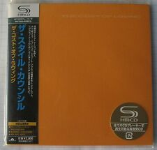 STYLE COUNCIL - The Cost Of Loving JAPAN SHM MINI LP CD NEU! UICY-93582