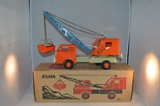 "Gama 2806 ""not the 2808"" Bagger in box mit OVP rare selten difficult to find"