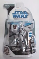 Star Wars Clone Trooper w Space Gear Clone Wars #21 2008