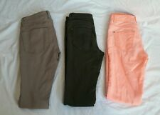 X3 Womens Skinny Fit Jeans Miss Selfridge & Zara UK 4 / EUR 26 Bundle