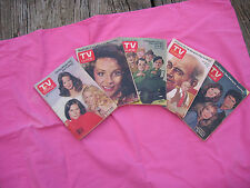 TV Guides 5 lot