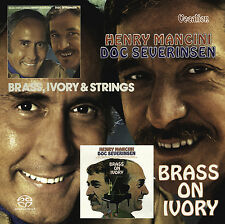 Henry Mancini/Doc Severinsen - Brass, Ivory and Strings & Brass on Ivory 1972-73