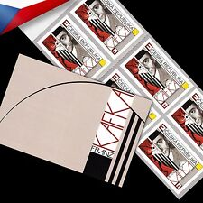 Czech Republic (2013) -- Franz Kafka -- stamp booklet