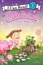 Pinkalicious: Fairy House (I Can Read Book 1)-ExLibrary