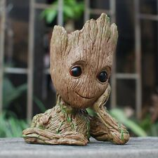"""Guardians of The Galaxy Vol. 2 Baby Groot 6"""" Figure Collectable Flowerpot Toy"""