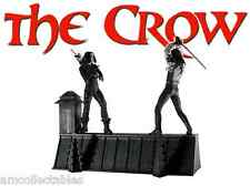 NECA - THE CROW ROOFTOP BATTLE - 18cm ACTION FIGUR BOX SET - NEU/OVP