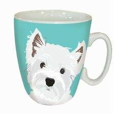 Waggy Tails Westie Mug- West Highland White Terrier