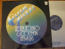 6369 410  Classic Tenors Lester Young and Coleman Hawkins  LP