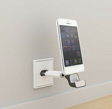 Portable USB Wireless Mini Wall Charger Adapter Dock For iPhone 5 5C 5S 6 6 Plus