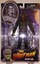 Universal Studios The WolfMan Tru Figure Diamond Select