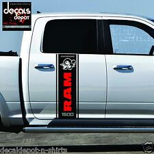 Bed Fender Doors Fits DODGE Ram Hemi, 1500, 2500HD, 3500HD 2007 to 2015