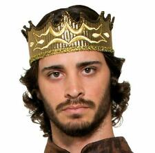 Medieval Fantasy Kings Crown Adult Size Renaissance
