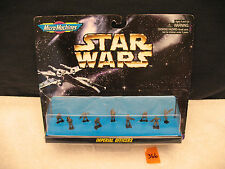 Micro Machines 66076 STAR WARS IMPERIAL OFFICERS  *NEW* 1996 Galoob