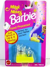 NIB BARBIE DOLL ACCESSORY MAGIC MOVES FOOD PROCESSOR