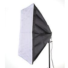 Nuovo Studio Illuminazione Foto Softbox F 4 Spinotto E27 Lampada Lampadina