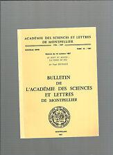 Bulletin Académie Sciences Lettres Montpellier Au bout du Monde La Terre de Feu