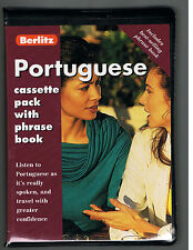 Portuguese by Berlitz Editors and Berlitz Publishing Staff(1998 - CASSETTE PACK)