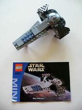 LEGO Star Wars - Rare 4493 Sith Infiltrator - Complete w/ Instructions