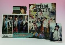 CD+DVD+Booklet SHINee JULIETTE/FIRE JAPAN Limited Photo card Onew