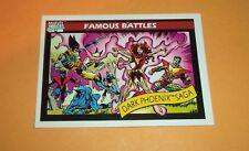 The Dark Phoenix Saga  # 98 1990 Marvel Universe Series 1 Trading Card