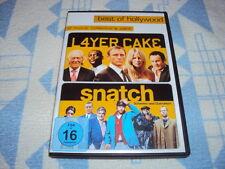 Snatch - Schweine und Diamanten / Layer Cake, 2 DVD (2008)  Brad Pit, Jason Stat