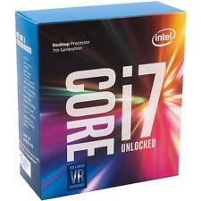 CPU Intel Core i7-7700K Kaby Lake 4,20GHz Socket 1151 Boxed