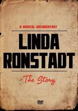 LINDA RONSTADT: THE STORY - A MUSICAL DOCUMENTARY NEW DVD