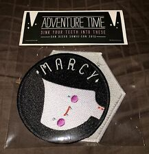 SDCC 2015 Exclusive Adventure Time Marcy Patch Set Marceline Vampire Queen RARE