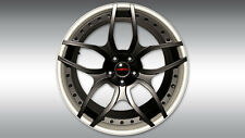 NL1 Custom Painted Forged 3-piece Wheel and Tire Set - Lamborghini Huracan