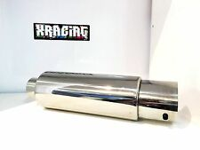 "3.5"" ULTRA PERFORMANCE N1 MUFFLER FOR ANY CAR HONDA TOYOTA NISSAN SUBARU"