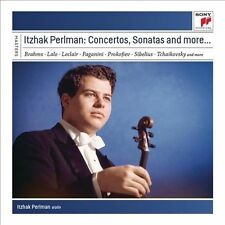 Itzhak Perlman Plays Concertos & Sonatas, New Music