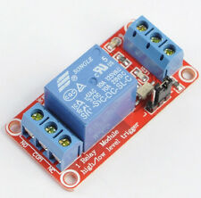 12V 1 Channel Relay Module Optocoupler High and Low Level Trigger Practicval GW