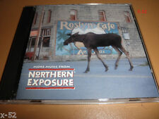 NORTHERN EXPOSURE soundtrack CD more music from BRIAN ENO john cale LES PAUL