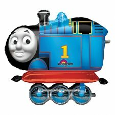 "Thomas The Tank Engine Party Decoration 36"" Air Walker Foil Balloon"
