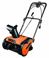 Brand New - WORX WG650 18-Inch 13 Amp Electric Snow Thrower
