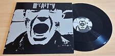 MCCARTHY - GET A KNIFE BETWEEN YOUR TEETH - RARE EP 33 GIRI - ENGLAND PRESS