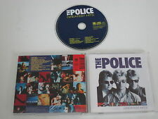 THE POLICE/GREATEST HITS(A&M RECORDS LTD 540 030-2) CD ALBUM